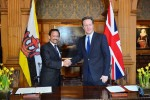 UK's 'Business is Great Campaign' Analysis and what could be implemented inBrunei
