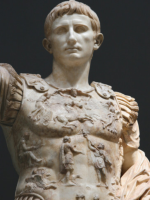 Augustus Caesar: I came to Rome to see a city made of bricks, I leave it to you now a city of marble.