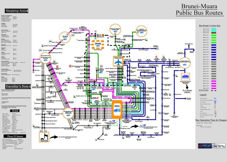 Public-Bus-Map